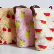 Fruit bags/ Bolsos de frutas