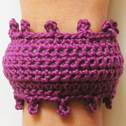Stuffed bracelet/ Pulsera con relleno
