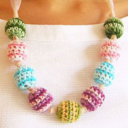 Beads necklace/ Collar cuentas