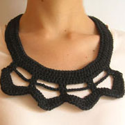 Statement necklace #2/ Collar picos