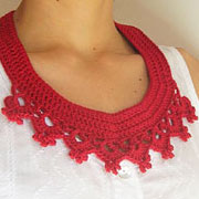 Collar necklace/ Collar cuello