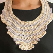 Statement necklace/ Collar extra grande