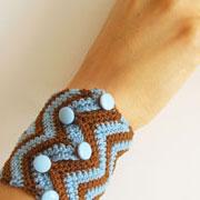 Zigzag bracelet/ Pulsera zigzag