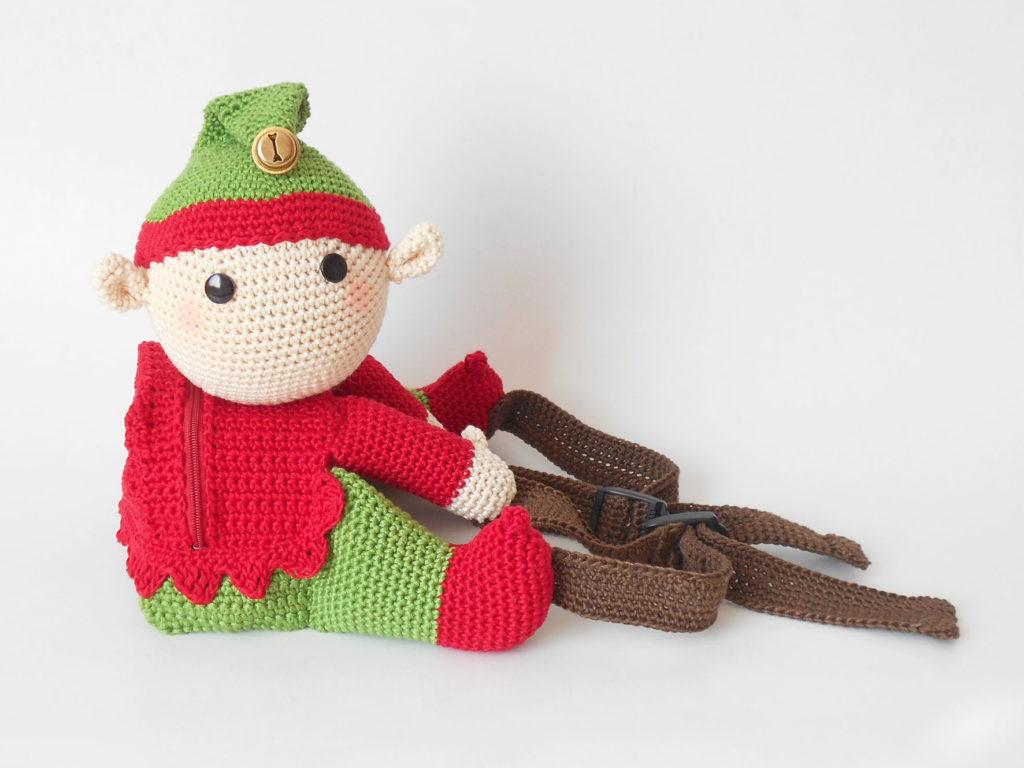 Crocheting for Christmas